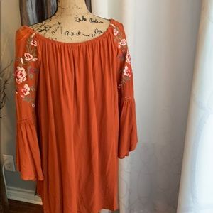 Embroidered Gorgeous Dress